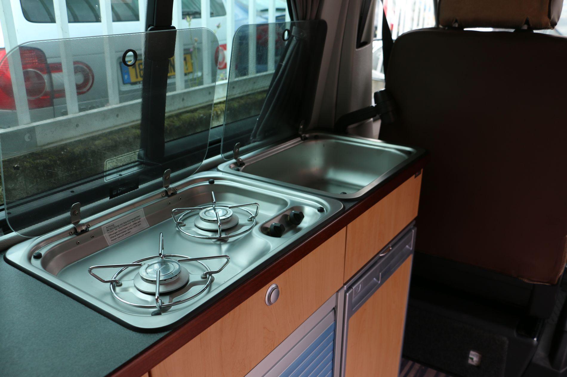Cuisine Triostyle pour VW Transporter T6